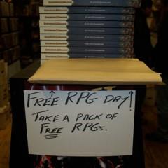 El Free RPG day en acción