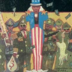 'Friendly Dictators' los dictadores según Bill Sienkiewicz