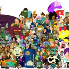 'Futurama' vuelve pero… ¿sin sus voces originales?