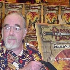 Feliz día del «dungeon master», gracias Gary