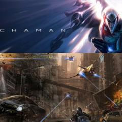 Diseños conceptuales del largometraje 3D de Gatchaman