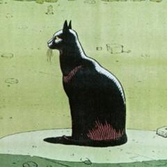 'Los ojos del gato', inquietante relato ilustrado de Moebius y Jodorowsky