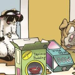 'Get Fuzzy': ¿quién dijo que tener mascotas era fácil?
