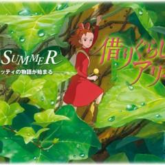 'Karigurashi no Arrietty', desvelada la nueva película del Studio Ghibli