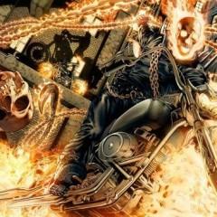 Marvel presenta su nuevo 'Ghost Rider'
