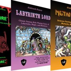 Goblinoid Games: Rol gratuito al estilo clásico
