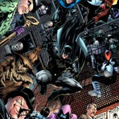 'Gotham Underground', así es esta ciudad