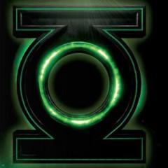 'Green Lantern', panel, carteles y Ryan Reynolds haciendo el juramento [SDCCI 2010]