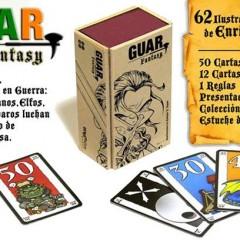 Guar Fantasy, los chicos de Edigráfica Games y Enrique V. Vegas nos hablan de su última criatura.