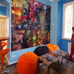 Comics Guesthouse, un hotel en Roma perfecto para frikis