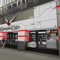 El Gundam Cafe abrirá sus puertas en Akihabara este fin de semana