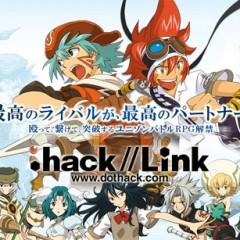 El anime de '.hack//Link' pondrá fin a la saga