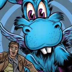 Grant Morrison y RZA llevarán el cómic 'Happy!' al cine
