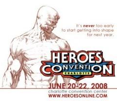 Dan Didio en la Heroes Con