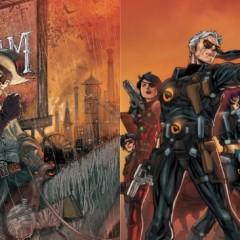 DC rescata a WildStorm y personajes variopintos en su relanzamiento