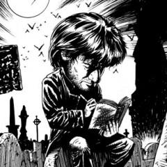 'Hey Oscar Wilde!': Los autores de comic books dibujan a sus personajes y autores favoritos