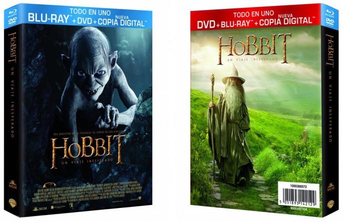 El Hobbit Edición especial limitada