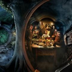 'El Hobbit: Un viaje inesperado', póster y un alucinante banner [SDCCI 2012]
