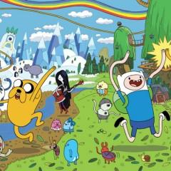 ¿Qué hora es? Hora de las nuevas aventuras de Finn y Jake en castellano