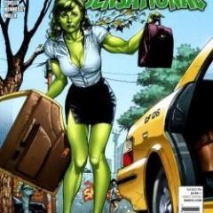 'She-Hulk Sensational', una forma aburridísima de celebrar su 30 aniversario