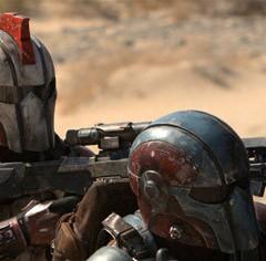 Hunter Prey: Soldados espaciales al más puro estilo Star Wars