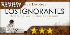 'Los ignorantes' de Étienne Davodeau: cómics y vino