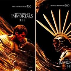 'Immortals', primeros carteles [WonderCon 2011]