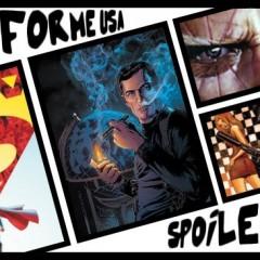 Informe USA (I): 'Superman', 'Justice League', 'Gorilla-Man' y 'X-Men: Second Coming'