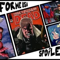 Informe USA (II): 'Amazing Spiderman', 'Scott Pilgrim', 'Los Muertos Vivientes' y 'Time Masters'