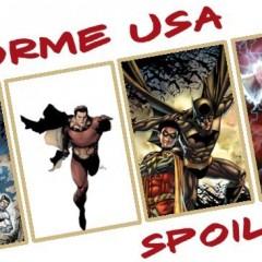 Informe USA (X): 'Superior', 'Blackest Night', 'Los 4 Fantásticos', 'Ultimate Thor' y más…