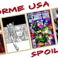 Informe USA (XI): 'Kick-Ass 2', 'Capitán América', 'Chaos War' y 'Soldier Zero'