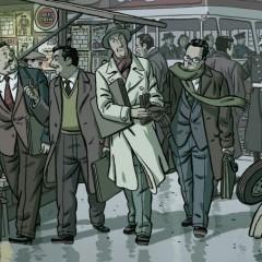 'El invierno del dibujante', un homenaje a la época en la que los cómics se llamaban tebeos