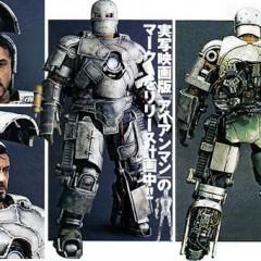 Las figuras de Iron Man molan… y mucho