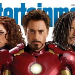Primeras imágenes de Scarlett Johansson como la Viuda Negra en Iron Man 2
