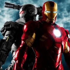 'Iron Man 2' ya tiene su primer poster promocional ¡y a Máquina de Guerra!
