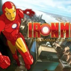 Primer vistazo de Iron Man: Armored Adventures