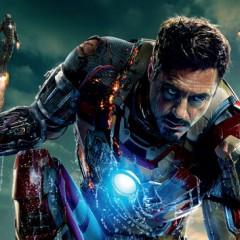 Los pósters de 'Iron Man 3' son absolutamente brutales