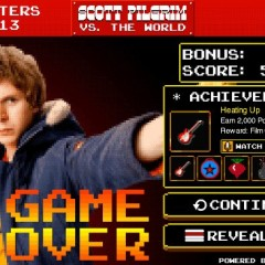 'Scott Pilgrim contra el mundo' descubre sus secretos con un tráiler interactivo mientras juegas al tenis con la cabeza