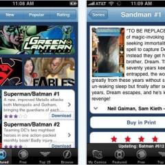 DC se lanza al mercado del cómic digital