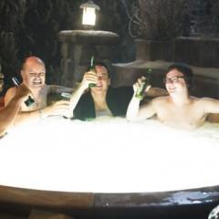 'Jacuzzi al Pasado' decepcionante comedia