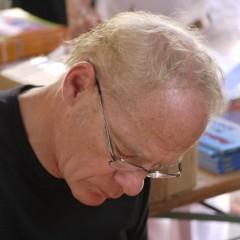 Jean-Claud Denis recibe el Grand Prix de Angoulême 2012