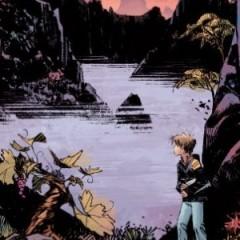 'Joe The Barbarian' pequeño preview de lo nuevo de Grant Morrison