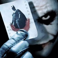 Disponible el guión de The Dark Knight