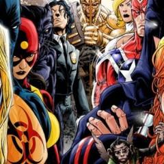 'JSA All Stars', nueva serie para la Sociedad de la Justicia [SDCCI 2009]