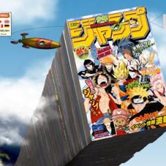 Shonen Jump celebra en la red su 40º Aniversario