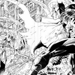 Uno de cada dos cómics vendidos en octubre en USA es de DC