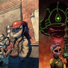 'Malviviendo: El tebeo' y 'Hero Seeds', curioso debut de Khalada Cómics
