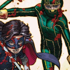 'Kick-Ass' un descerebrado y genial cómic