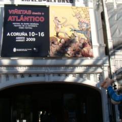 Galería de fotos de Viñetas desde O Atlántico 2009