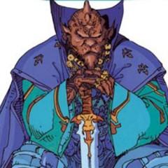 'La ciudadela ciega', los mundos de Moebius